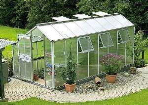 mini gewaechshaus selber bauen oder kaufen aus glas und
