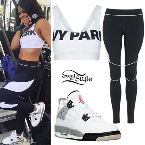 Dreezy Clothes u0026 Outfits | Steal Her Style