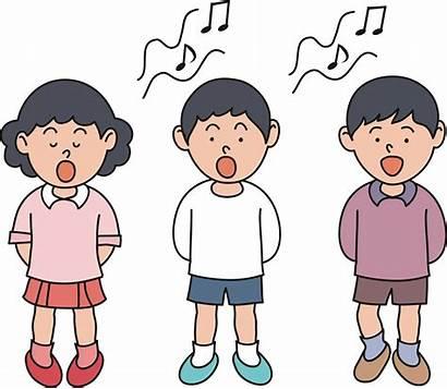 Clipart Head Singing Shoulders Transparent Singer Boy