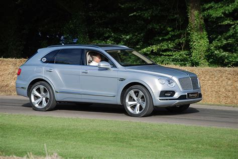 Bentley Bentayga Picture by Bentley Bentayga