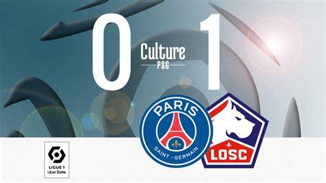 PSG-Lille : les compositions officielles | Actualité