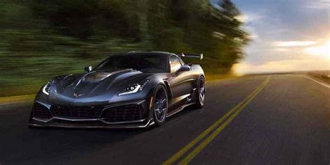 2019 chevy corvette zr1 supercar engine specs pricing carssumo