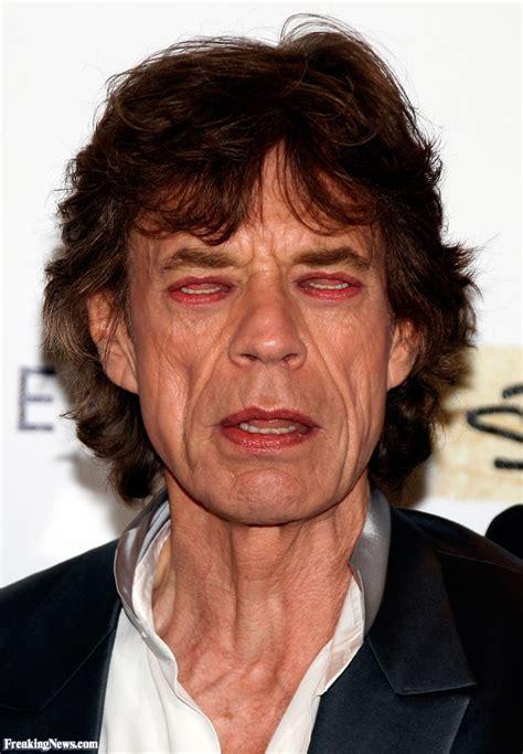 Mick Jagger Knocking Kids Out