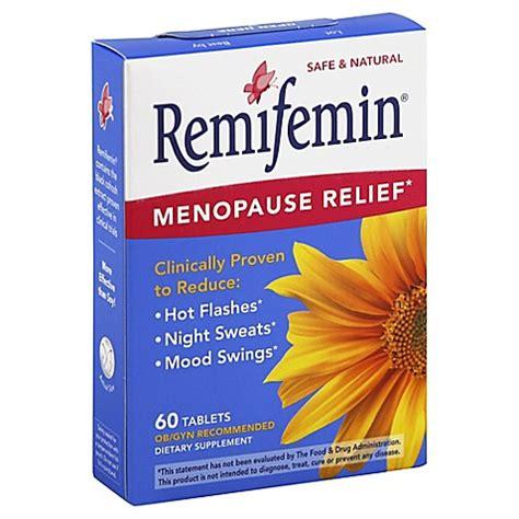 Supplements For Menopause Mood Swings by Buy Remifemin Menopause Tablets 60 Count Herbal