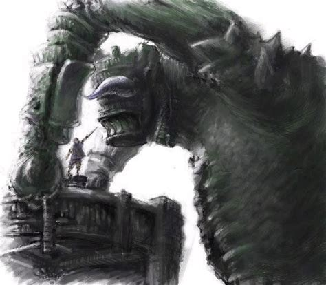 17 Best Images About Shadow Of The Colossus On Pinterest