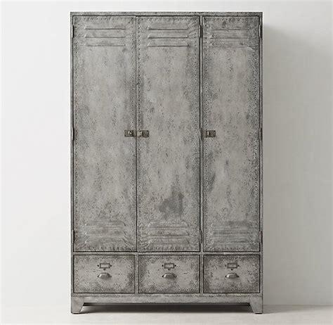 school gray locker cabinet