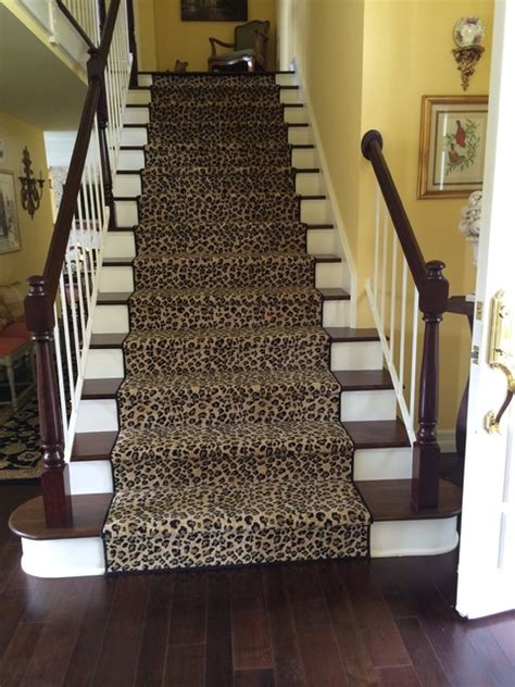 animal print carpet rugs runners traditional