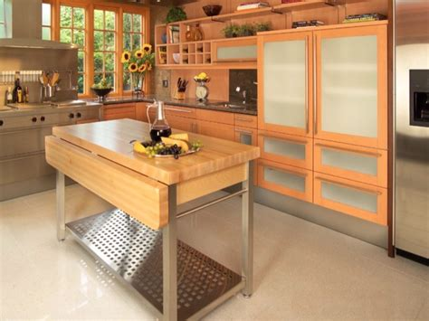 Cheap Kitchen Island Ideas With Repurposing Furniture