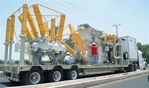 Mobile Transformer Substations - International Electrical ...