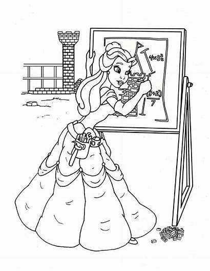 Princess Coloring Scribd