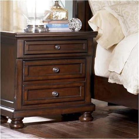 Porter Nightstand by B697 92 Furniture 2 Drawer Nightstand