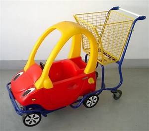 China Shopping Trolley with Kids′ Seat - China Children ...