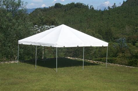 table top canopy tent canopy party 20x20 400sq ft holland rent all