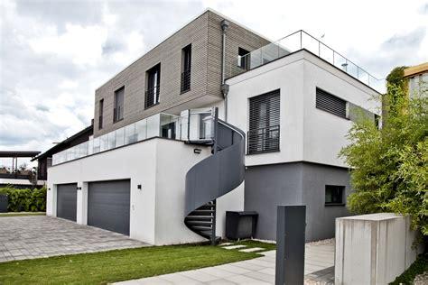 Moderne Puristische Häuser by Haus N In Eppelheim M 246 Rlein Architekten