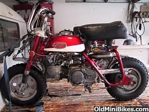 1971 Honda Z50 K2