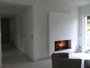 installer une chemine dans une maison poser un insert With installer une cheminee dans une maison