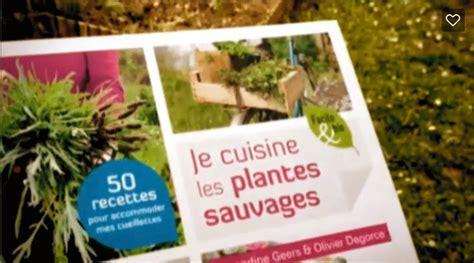 cuisine plantes sauvages je cuisine les plantes sauvages amandine geers et