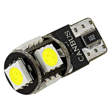 194 can led bulb 5 smd led tower miniature wedge