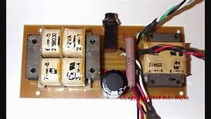 Homemade 12ax7 6v6 Vacuum Tube Amplifier For Guitar