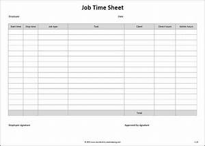 job time sheet template double entry bookkeeping With easy timesheet template