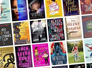 2019, Book, Releases