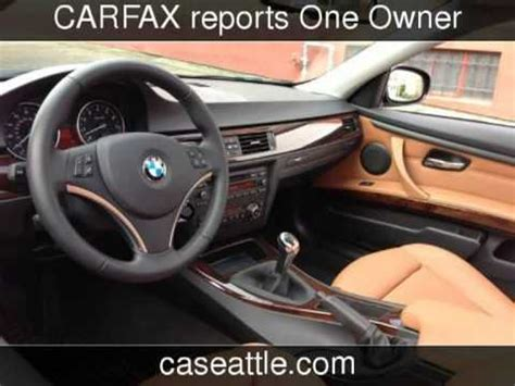 used cars for sale and online car manuals 1997 kia sportage on board diagnostic system 2010 bmw 328i coupe 6 speed manual transmission 22 000 used cars seattle washington youtube