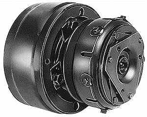 Air Conditioning Compressor R4 Style  9 00 Coil 5 U0026quot  Pulley