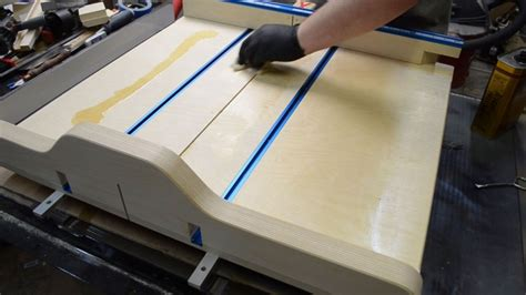 table  cross cut miter sled   ep
