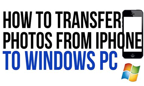 copy pictures from iphone to pc how to transfer photos from iphone to windows 10