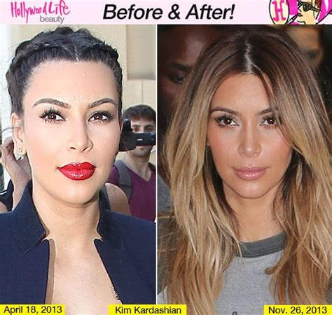 Before And After To Brown by Pics For Gt Going From Brown To Before And After