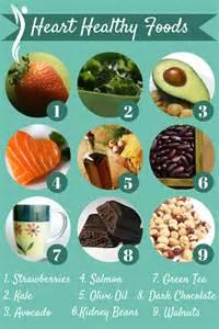 Top 10 Heart Healthy Foods