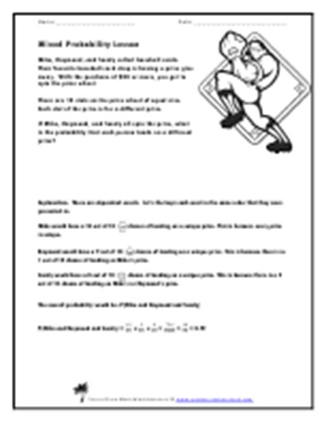 probability word problems worksheet with answers mathworksheetsland answer keys scale drawings of