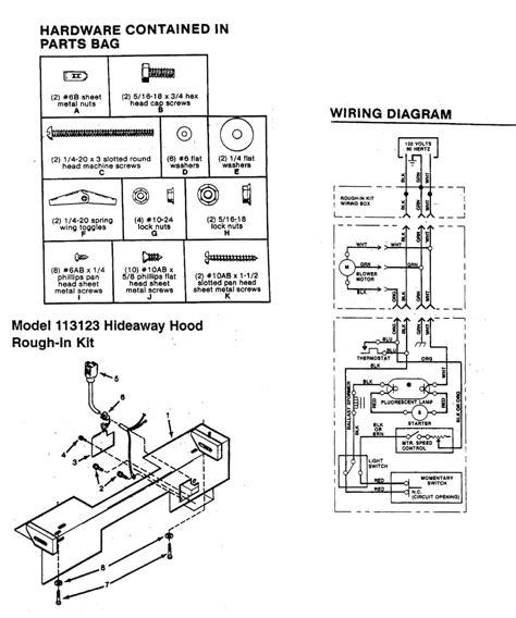 broan bathroom fan installation instructions broan range hood wiring diagram 31 wiring diagram images