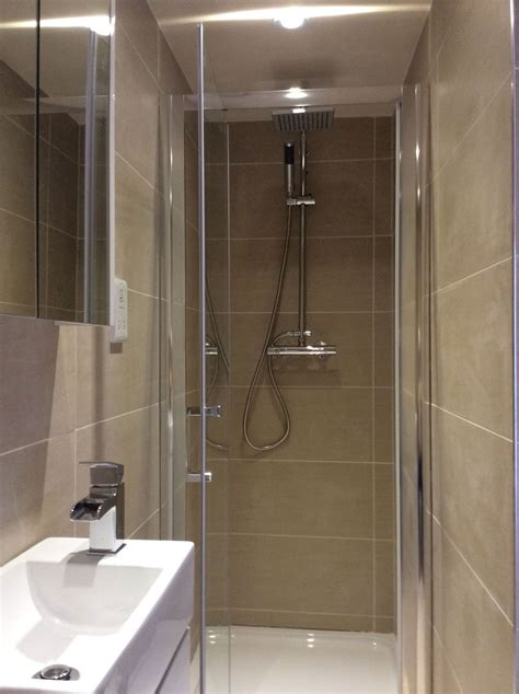 en suite bathrooms ideas the en suite shower room is fully tiled in