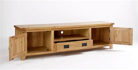 westbury reclaimed oak widescreen tv cabinet oak