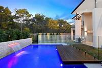 magnificent patio fence design ideas Magnificent Pool Fences method Other Metro Contemporary ...