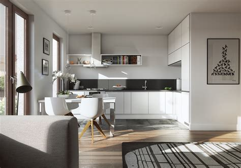 20 Sleek Kitchen Designs With A Beautiful Simplicity