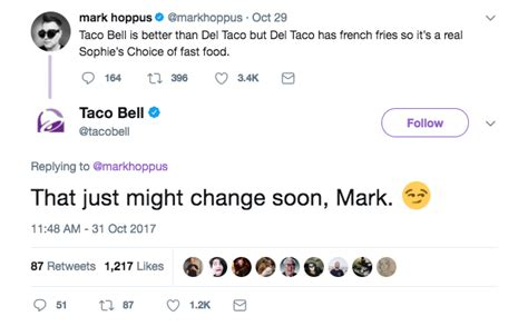 Taco Bell Just Hinted Member Blink That