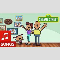 Sesame Street Family Song Youtube