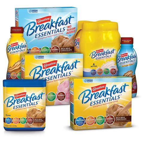 Amazon.com : Carnation Breakfast Essentials Chocolate