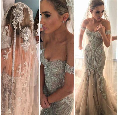 steven khalil gown affairs pinterest hochzeitskleid