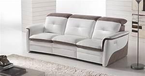 Amalia home cinema relaxation electrique personnalisable for Tapis moderne avec canapé home cinema relax