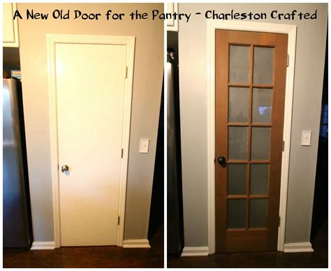 Pantry Door by A New Door For The Pantry