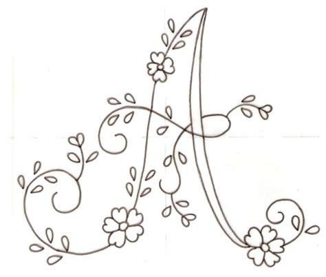 abecedarios de letras para bordar imagui