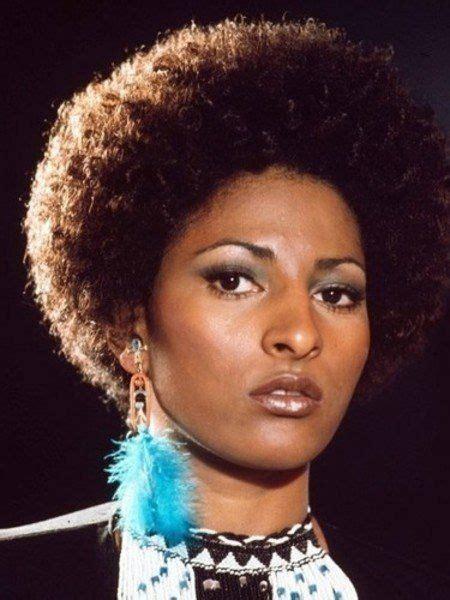 afro hairstyle  images kochaj szanuj snij  afro hairstyles foxy brown afro