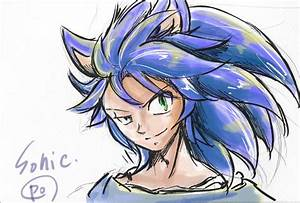 sonic characters as humans anime - Google Search   Sonic ...