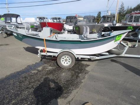 Drift Boats For Sale Oregon by 2015 Clackercraft Drift Boat 16 Superlfy Coos Bay Oregon