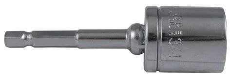 Ultra-fab Speed Socket Power Drill Adapter For Scissor
