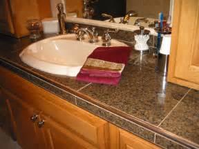 Cheap Bathroom Countertop Ideas 3 Cheap Reasonably Priced Ideas For Bathroom Countertops Hort Decor