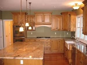 Homes modern wooden kitchen cabinets designs ideas New